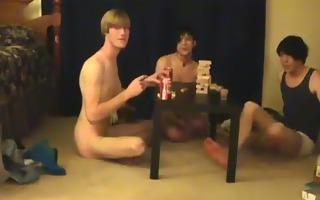 sexy homo scene trace and william receive