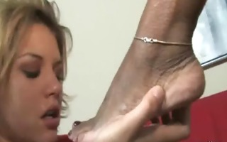 white lesbo getting screwed with dong 22