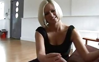 laughing d like to fuck in lingerie gives harsh