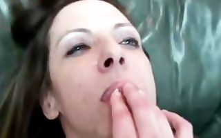 in this st scene pornstar marie madison is a b