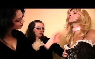 slaver ladies and a tractable boy