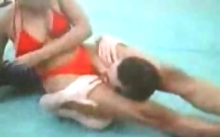 femdom wrestling