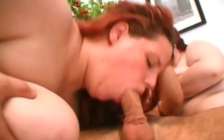 2 sexy bulky non-professional mother i in a