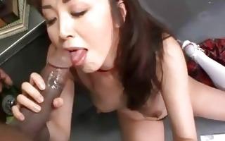 black shlong in white anal