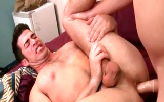 hot boyz get fucked by homo coarse chaps in