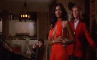 celeb pam grier undressed swarthy large milk cans