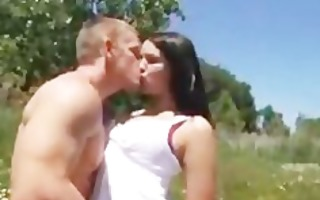 college sex in the park