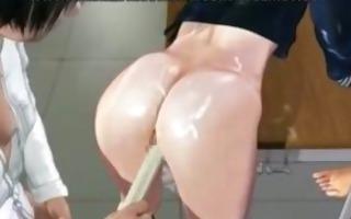 computer animated slut fuck