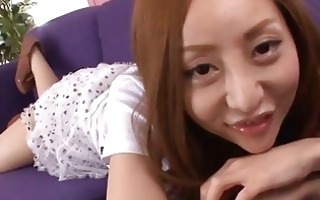 snatch of cutie is group-fucked