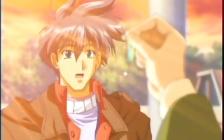 animated anime beauty acquires fingered by her