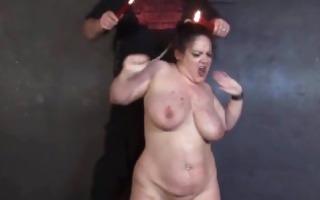 non-professional sadomasochism and sexy wax