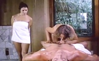 candida massage table threesome retro