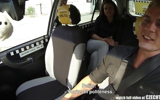 czechtaxi multiple mmf agonorgasmos in the