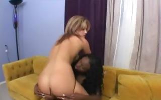 interracial lesbos licking and fucking 16