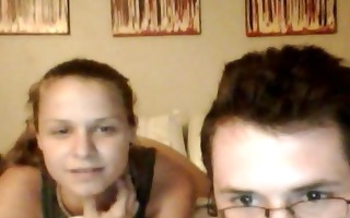 amateur couple on live livecam web page
