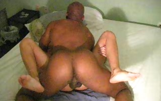 a cuckold spouse films his blond wife with a bbc