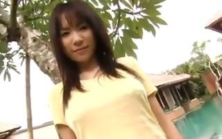 javso.com - breasty japanese bikini girl