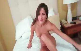 petite youthful wench acquires the ride of her