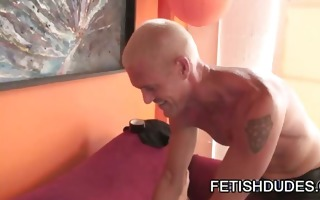 fetish dom hytch cawke punishing stylish fellow