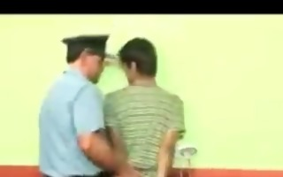 on the police apartment - www.gayvideos4you.com