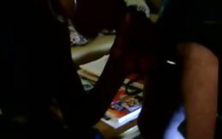 thai lady engulfing cock of crossdresser