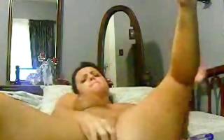 veggie bate mama with ravishing shaved pussy!