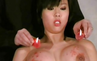 oriental face slapping and coarse domination