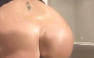 greatest round butt screwed and semen