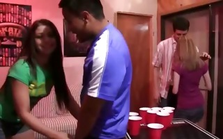 college groupsex bang at the party