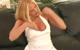 orgasmic vibrator toying slut