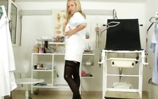 petite golden-haired legal age teenager bella