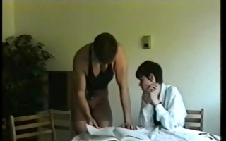 laura green drilled hard by older man vintage