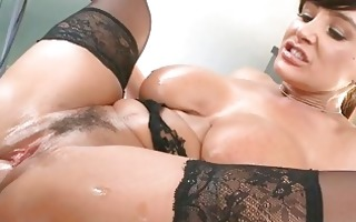 hawt and sexual anal drilling