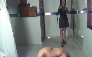 kalinda whipping amusement for a sadistic princess