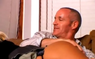 hawt arse blonde whore acquires ass spanked