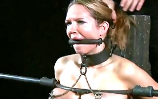 chained honey needs hot torment