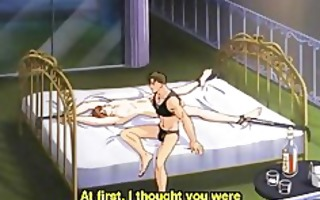 manga homo fastened up and anal fucked