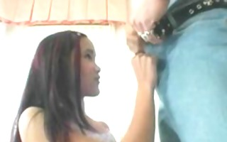 kitty wild oriental legal age teenager does it