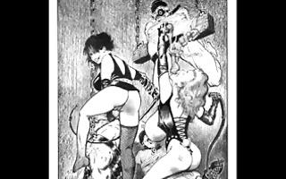 biggest breast sadomasochism art