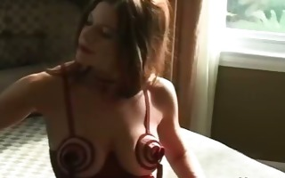 sexy redhead sexy body wicked playgirl have