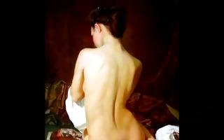 erotic paintings of sergey marshennikov 1
