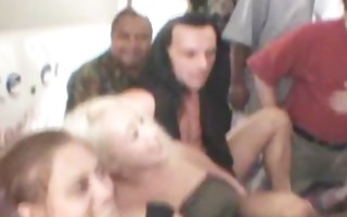 taia tylers team fuck party at ribald ds den of