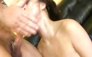 used whore chokes herself in gangbang that is is