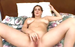 hailey acquires her cunt drilled