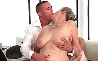 nasty corpulent grandmas sex compilation