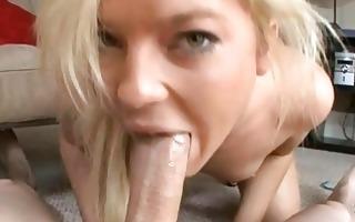 a mouthful of spunk fountain