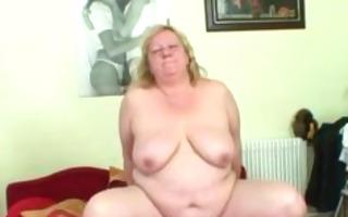fucking a lewd granny