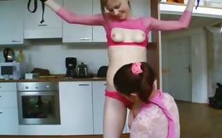 19yo russian hotties playing with toys