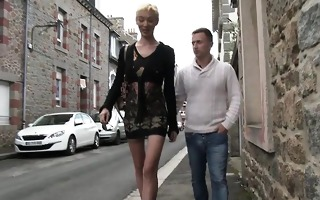french mature marie helene screwed in the street