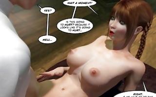 3d comic legacy episodes 1617